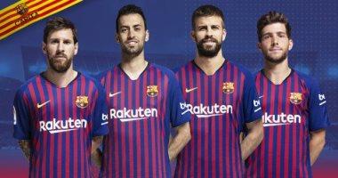 برشلونة يعلن ترتيب القادة الجديد بعد رحيل إنييستا