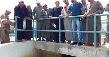 أئمة المساجد بالمنوفية يزورون محطات مياه الشرب للتعرف على مراحل تنقية المياه