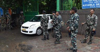 """إصابة نائب قائد سلاح الجو الهندى برصاصة من مسدسه بـ""""الخطأ """""""