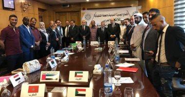 مصر تفوز بـ7 مناصب في الاتحاد العربى للكيك بوكسينج