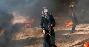 إصابة 4 فلسطينيين برصاص الاحتلال الإسرائيلى شمال رام الله