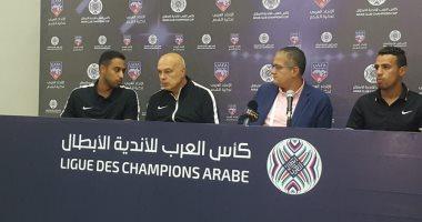 حازم إمام يتحدث عن مشاركته أمام القادسية والفوز الكبير وخطة اللعب