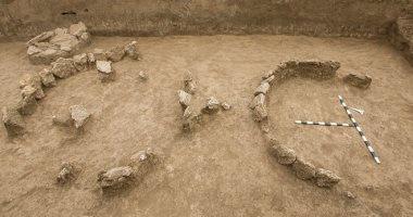 صور.. اكتشاف سرداب فى روسيا عمره 6 آلاف عام