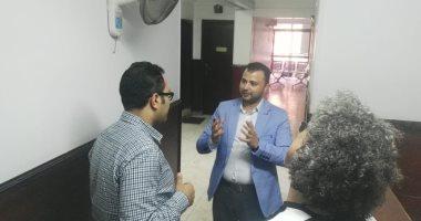 """النائب أحمد زيدان ينظم قافلة طبية للرمد بدائرة الساحل.. """"صور """""""