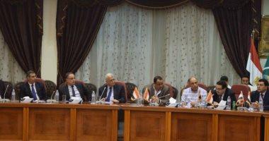الهيئة العامة للاستثمار والمناطق الحرة تلتقى مستثمرى المنيا لحل مشاكلهم