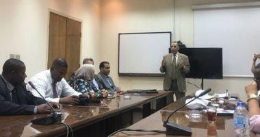 رئيس زراعة البرلمان الأفريقى: بعد زيارتى لمصر أرد على الساخرين من استحداث وزارة موارد مائية بكوت ديفوار