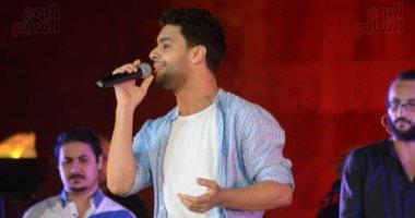 أحمد جمال يكشف سبب سعادته بنجاح أغنيته الأخيرة انت أقوى