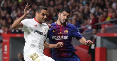 موعد مباراة إشبيلية ضد برشلونة فى كأس ملك إسبانيا