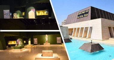 س و ج.. متحف سوهاج يستقبل زواره فى العيد.. اعرف مقتنياته ومواعيده