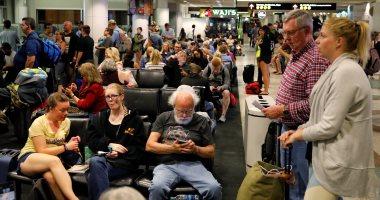 صور..استئناف الرحلات فى مطار سياتل الدولى الأمريكى عقب تحطم طائرة ركاب