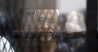 """اليوم.. سماع الشهود فى محاكمة بديع و46 آخرين بـ""""أحداث قسم شرطة العرب"""""""
