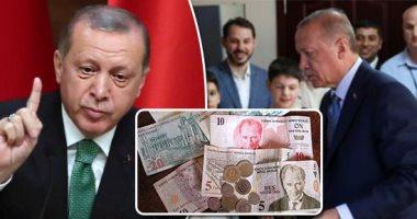 اقتصادى ليبى: أردوغان يضغط لتحويل مليارات الدولارات الليبية إلى ليرة تركية