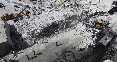 الجيش الأمريكى يتوعد بخيارات عسكرية فى حالة استخدام أسلحة كيماوية بسوريا