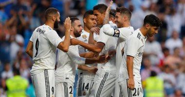 20 لاعباً فى قائمة ريال مدريد ضد جيرونا.. وفينيسيوس أبرز الغائبين
