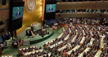 الأمم المتحدة تصادق على 4 قرارات قدمتها السعودية فى مجال منع الجريمة -