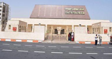 قبل تفقد وزير الآثار.. متحف سوهاج يضم 6 قاعات وظل تحت الإنشاء ربع قرن