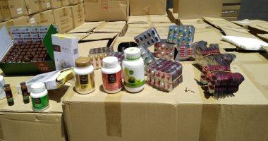 ضبط منشطات جنسية وأدوية محظورة قبل تهريبها للإمارات عبر ميناء دمياط