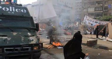 الإخوان من دعوات التحريض والتظاهر إلى الاختفاء والاعتماد على حركاتها الإرهابية