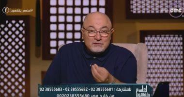 فيديو.. خالد الجندى: يجوز إخراج الصدقة كرحمة عن الوالدين وهم أحياء