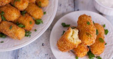 طريقة عمل كروكيت البطاطس