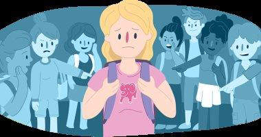 """القومي للطفولة: حملة """"أنا ضد التنمر"""" تحقق 11 مليون مشاهدة"""