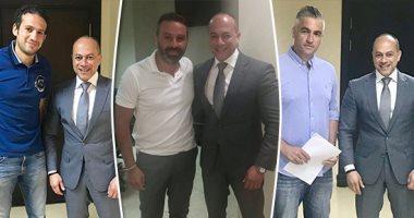 On Sport تجدد تعاقدات نجومها فى بداية الموسم الكروى