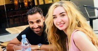 غداً.. أحمد فهمى يحتفل بخطبته من الفنانة هنا الزاهد