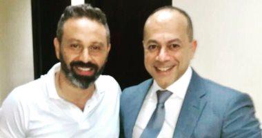 حازم إمام بعد تجديد تعاقده مع on sport: نحاول دائماً إرضاء المشاهد