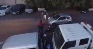 ضبط لص سرق سيارة قبل وصوله بها لمنزله فى المنيا