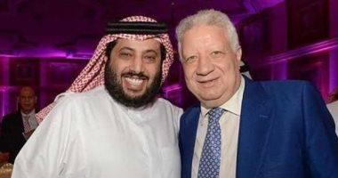 الزمالك يطمئن على ترك آل الشيخ بعد إجرائه عملية جراحية