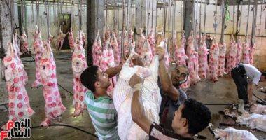 استعداد للعيد.. حملات بأسواق اللحوم ورقابة مشددة للحد من الذبح خارج المجازر