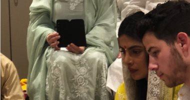 تعرف على مراسم الزفاف فى الهند بعد خطبة نيك جوانس وبريانكا شوبارا
