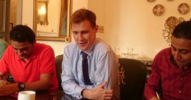 السفير البريطانى: مصر قلب المنطقة النابض ونجاحها يصب فى مصلحة الجميع