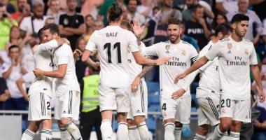 ملخص وأهداف مباراة ريال مدريد وخيتافى 2-0 بالدورى الإسبانى