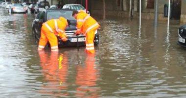 فيضانات بشرق الصين تسبب خسائر تجاوزت مليار دولار هذا الشهر