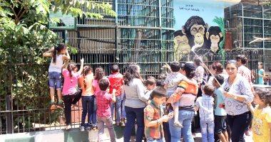 مدير حديقة الحيوان: استقبلنا 70 ألف زائر حتى الآن