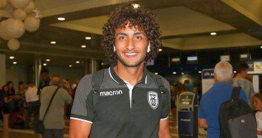 تايم سبورت: عمرو وردة يغادر معسكر الفراعنة بعد قرار الاستبعاد