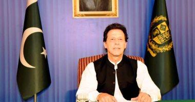 عمران خان يزور كشمير بمناسبة عيد الاستقلال الباكستانى
