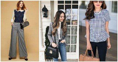 شاهد فى دقيقة على الموضة دليلك لاختيار ملابسك