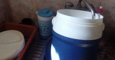 قطع المياه عن بعض المناطق شبرا الخيمة 8 ساعات بسبب كسر بخط المياه الرئيسى