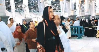 شاهد.. رسالة إعلامية ألمانية فى الأراضى المقدسة عن رحلتها من الشاشة إلى مكة