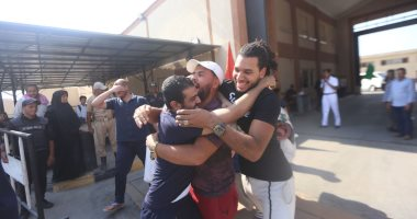موجز الحوادث.. الإفراج عن 456 سجينا بعفو رئاسى وشَرطى