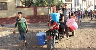 شكوى من انقطاع المياه منذ 24 ساعة عن سكان مدخل كفر الدوار