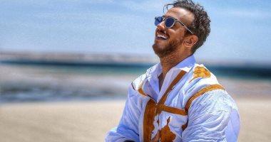 ريدوان ونجوم المغرب يجتمعون فى حب الملك