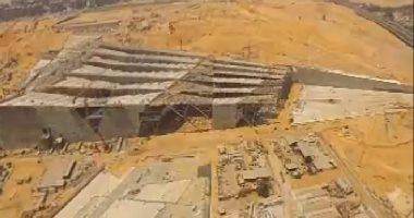 المتحف المصرى الكبير يستقبل 71 قطعة أثرية من مخزن البهنسا بالمنيا