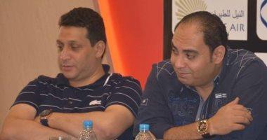 لطيف و أبو الوفا يرافقان بعثة منتخب الصالات فى أوليمبياد الأرجنتين