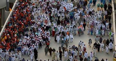 """عيادات البعثة الطبية للحج """"بمكة"""" و""""المدينة"""" إستقبلت 21793 حاجاً مصرياً"""