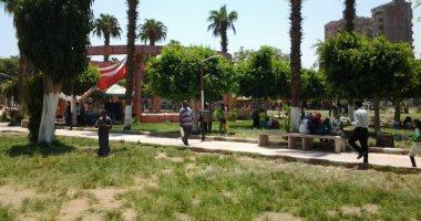 محافظ الغربية : تجهيز وإعداد المتنزهات العامة والحدائق لإستقبال عيد الفطر