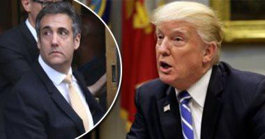 """اعتراف جديد لمحامى ترامب السابق في""""التلاعب لصالح الرئيس"""""""