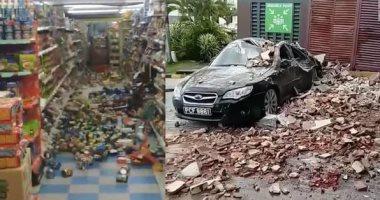 ارتفاع حصيلة ضحايا زلزال غرب إيران إلى 312 قتيلا وجريحا